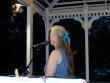 Kasha sings at Summber Gazebo Concert