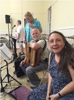 Hartford Contra dance May 2015 with Ted Crane
