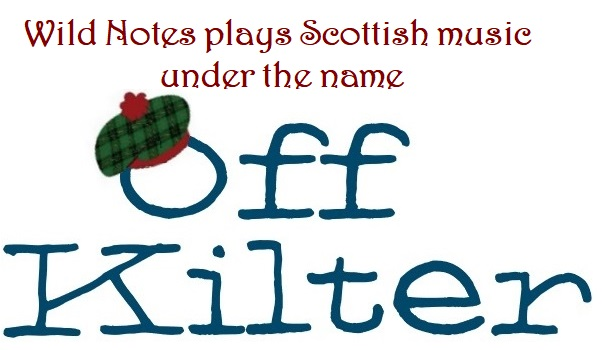 Wild Notes plays Scottish Music as Off Kilter