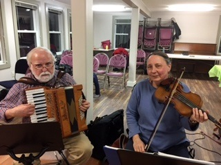 March 2017 Quiet Corner Contra Dance